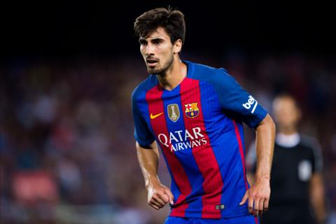 Tien ve Andre Gomes sap cap ben London hinh anh