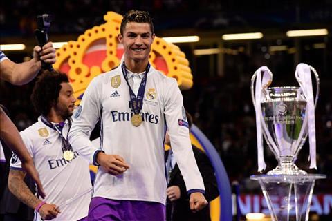 Sieu sao Cristiano Ronaldo