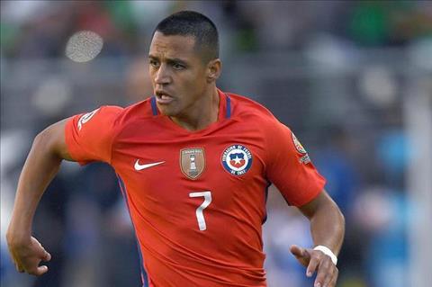 Cameroon 0-2 Chile Dau can Sanchez co, dau kho co Sanchez hinh anh