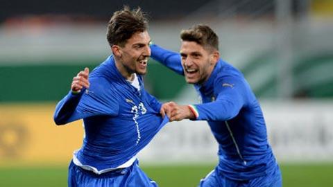 Nhan dinh U21 Italia vs U21 Dan Mach 01h45 ngay 196 (U21 chau Au 2017) hinh anh