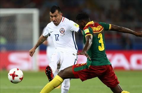 Cameroon 0-2 Chile Dau can Sanchez co, dau kho co Sanchez hinh anh 2