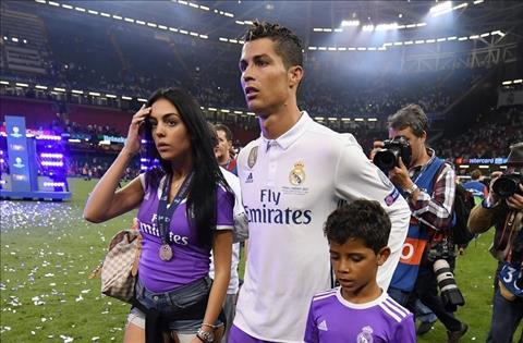 Ronaldo muon roi Real