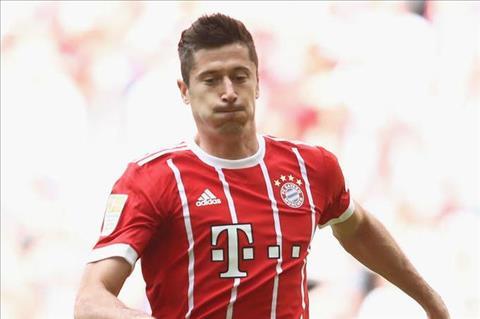Dai dien Lewandowski khang dinh anh kho o tai Bayern hinh anh