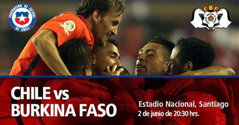Nhan dinh Chile vs Burkina Faso 7h30 ngay 36 (Giao huu quoc te) hinh anh