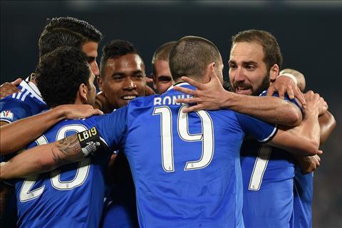 Juventus vs Real Trong con thinh no cua Pipita Higuain hinh anh 2