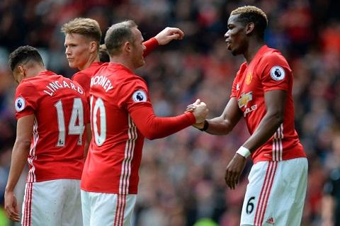Rooney Pogba
