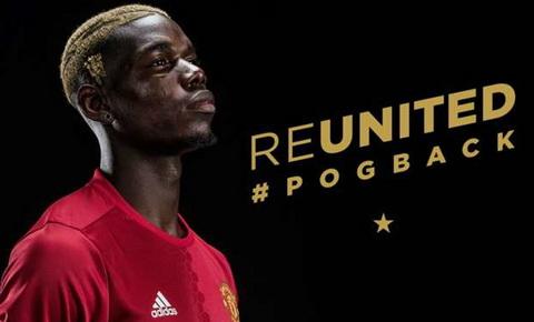 Paul Pogba lap ky luc chuyen nhuong trong mua he 2016 dien cuong cua Premier League.