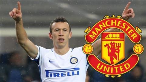 Perisic dang o rat gan voi Man United