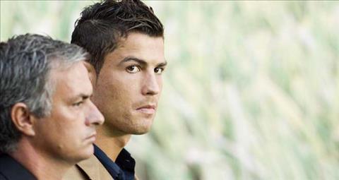 Cris Ronaldo tro lai MU Mourinho se la nguoi noi khong hinh anh 2