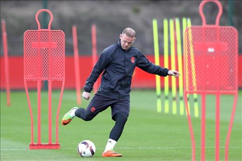 Rooney tro lai Man United, quyet gay an tuong voi Mourinho hinh anh