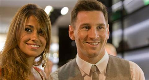 He lo vi khach quy duoc mong cho o dam cuoi cua Lionel Messi hinh anh