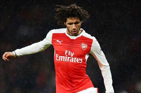 Trước viễn cảnh ngồi dự bị, Mohamed Elneny rời Arsenal hình ảnh