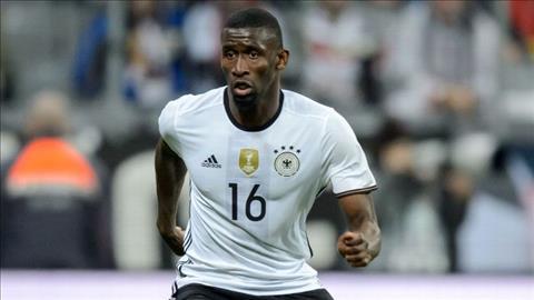 Thang Cameroon, hau ve Antonio Rudiger to ra vui mung hinh anh 2