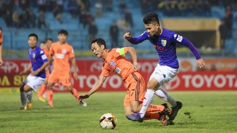 SHB Da Nang vs Ha Noi