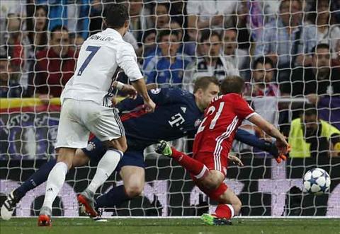 Tien dao Cristiano Ronaldo se ghi ban vao luoi Juventus hinh anh 2