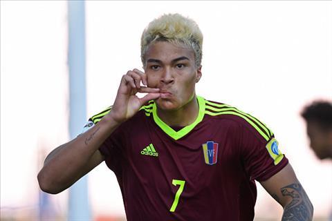 Tong hop U20 Venezuela 2-1 U20 My (U20 World Cup 2017) hinh anh