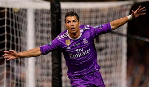 Benzema Tien dao Cristiano Ronaldo khong ich ky hinh anh