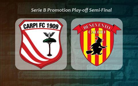 Nhan dinh Carpi vs Benevento 01h30 ngay 56 (Playoff Serie A) hinh anh