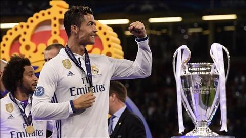 Cristiano Ronaldo va nhung con so phi thuong hinh anh 2