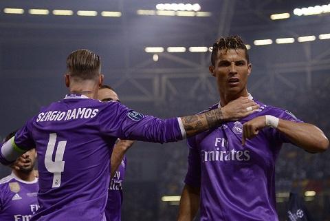 DHTB Champions League 201617 Vinh danh Ronaldo hinh anh 4