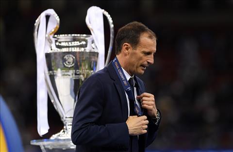 Max Allegri muon bo Juventus sau chung ket Champions League hinh anh