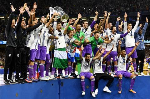 Nhung thong ke an tuong sau tran dau Juventus 1-4 Real Madrid hinh anh
