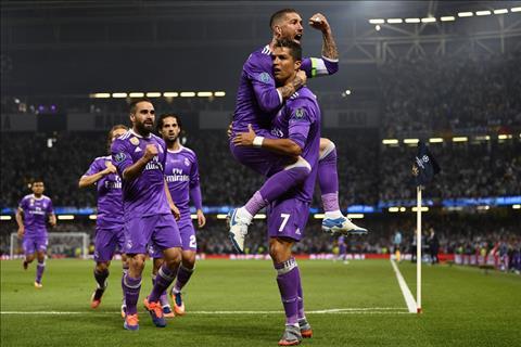 Thay gi sau chien thang tung bung cua Real Madrid truoc Juventus hinh anh 3