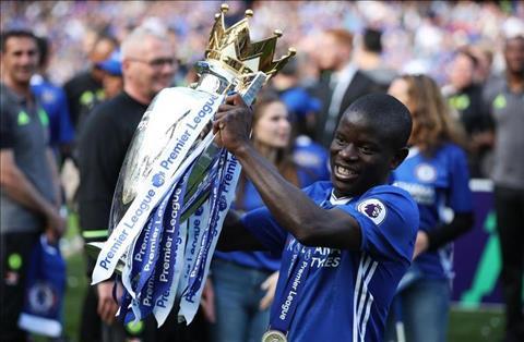 Kante va Chelsea vo dich Premier League