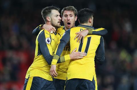 Goc Arsenal Da den luc Wenger den on cho so do 3 trung ve hinh anh