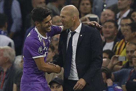 Tien ve Marco Asensio thuc giuc Real gia han hop dong hinh anh 2