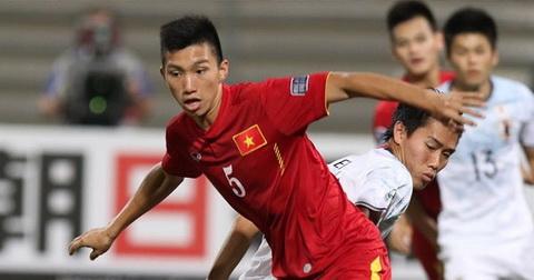 Doan Van Hau lot vao doi hinh tieu bieu chau A tai U20 World Cup.