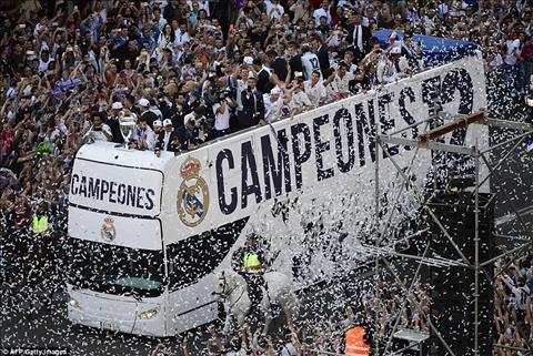 Bau khong khi le hoi tai mot goc cua thu do Madrid