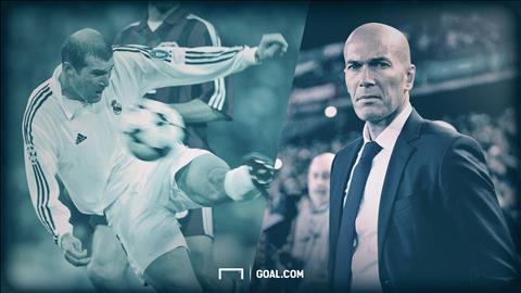 Tu cau thu den HLV, Zidane gan lien voi hai chu Huyen thoai