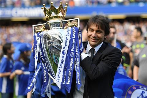 Conte vo dich Premier League voi Chelsea