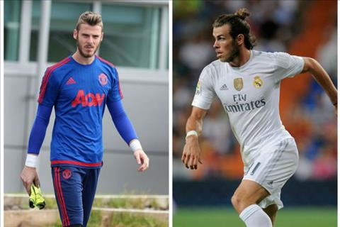 Mourinho duoc goi y doi ngang De Gea lay Bale hinh anh