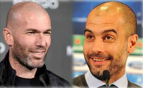 Pep Guardiola chi ra diem chung voi Zidane hinh anh