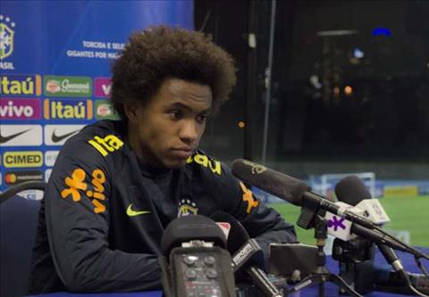 Willian Brazil co the danh bai Argentina ma khong can Neymar hinh anh 2