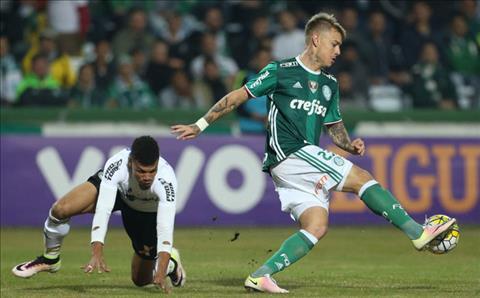 Nhan dinh Coritiba vs Palmeiras 05h30 ngay 86 (VDQG Brazil 2017) hinh anh