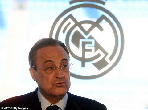 Florentino Perez va Real Madrid Bi quyet lam nen mot che che hinh anh
