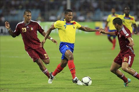 Nhan dinh Ecuador vs Venezuela 07h30 ngay 96 (Giao huu quoc te) hinh anh
