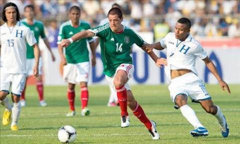 Nhan dinh Mexico vs Honduras 09h00 ngay 96 (VL World Cup 2018) hinh anh