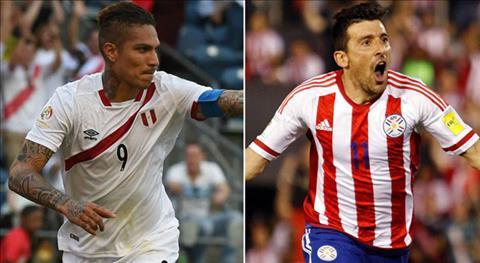 Nhan dinh Peru vs Paraguay 05h30 ngay 96 (Giao huu quoc te) hinh anh