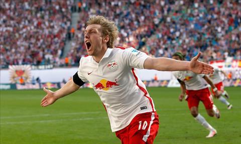 Thu quan Arsenal cong khai moi goi sao Leipzig hinh anh
