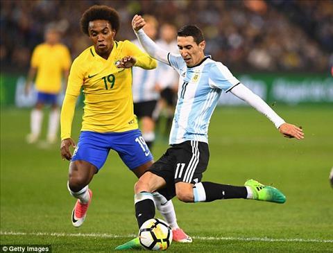 Brazil 0-1 Argentina Tan HLV Sampaoli ra mat tam on o Albiceleste nho tro cu hinh anh 3