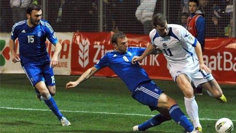 Nhan dinh Bosnia vs Hy Lap 01h45 ngay 106 (VL World Cup 2018) hinh anh