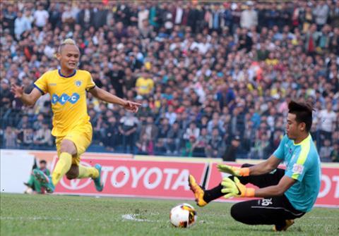 Tong hop Thanh Hoa 1-0 Quang Ninh (Da bu vong 11 V-League 2017) hinh anh