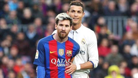 Carlos Tevez so sánh Messi vs Ronaldo hình ảnh