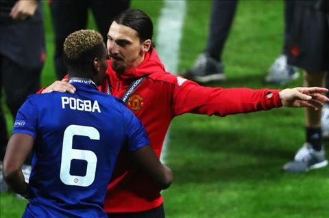tien ve Pogba va tien dao Ibrahimovic