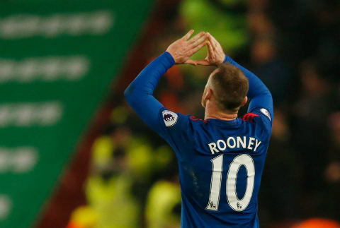 Wayne Rooney chia tay Manchester United2