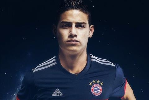 CHINH THUC James Rodriguez gia nhap Bayern Munich hinh anh 2